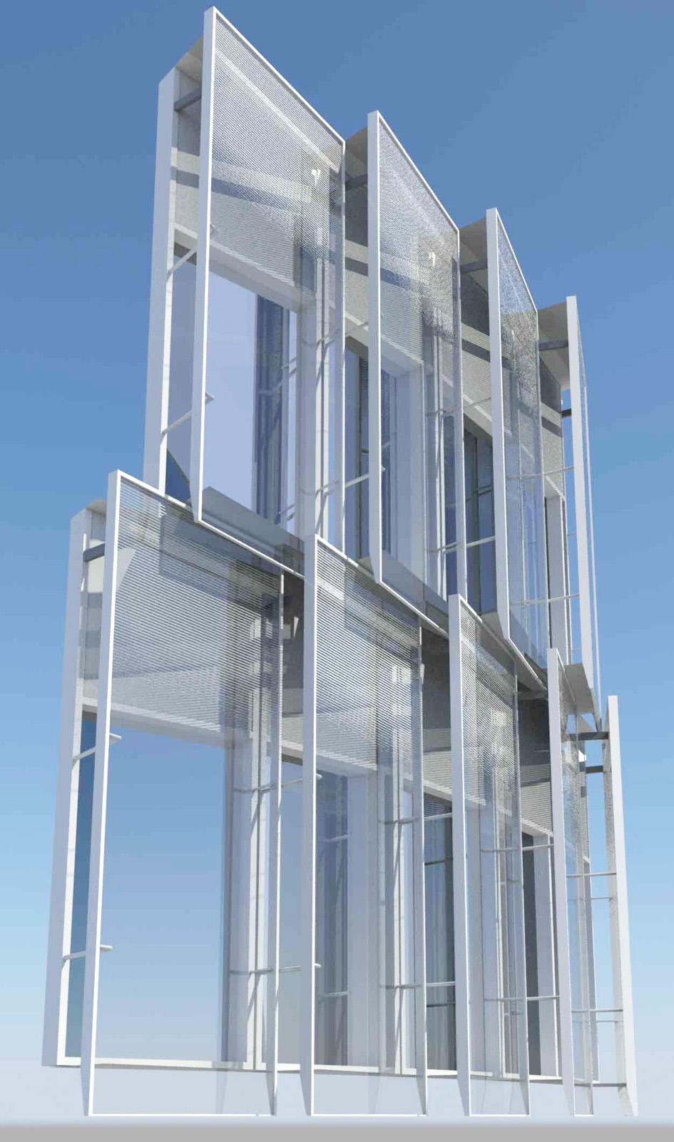 tour alto satellite architectes. Black Bedroom Furniture Sets. Home Design Ideas